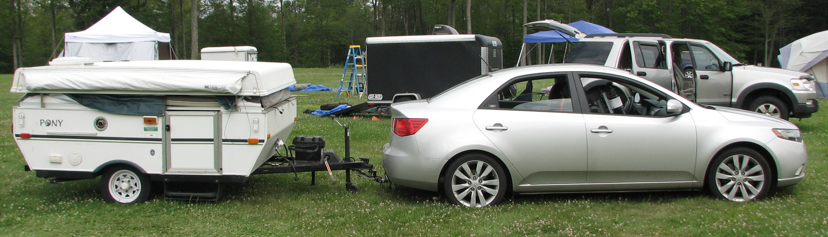 Yes The Sx Can Tow A Small Camper Kia Forte Forum